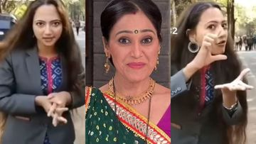 Taarak Mehta Ka Ooltah Chashmah's Daya Ben AKA Disha Vakani Gets A Bang-On Replacement – Viral Video Inside