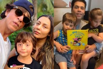 Gauri Khan Shares A Picture Of 'All Grown Up' AbRam Khan Reading Karan Johar's Book; Stunning View Of The Sea From Mannat Grabs Attention