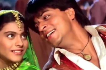 Shah Rukh Khan And Kajol's Dilwale Dulhania Le Jayenge Continues With The Matinee Show Tradition At Maratha Mandir As Theatres Reopen In Maharashtra