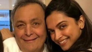 After Irrfan Khan's Death, A Speechless Deepika Padukone Mourns Rishi Kapoor's Sudden Demise With A Blackout Picture