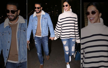 Deepika Padukone-Ranveer Singh Pair-Up For The First Time For This Project Post Wedding
