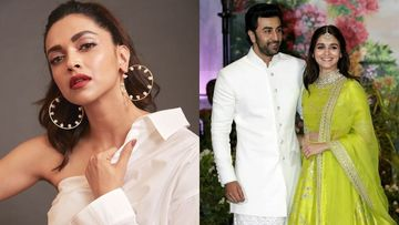 Oops, Did Deepika Padukone Accidentally Confirm Alia Bhatt and Ranbir Kapoor's Wedding?