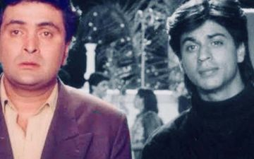 Rishi Kapoor Death: Shah Rukh Khan Remembers His Deewana Co-Star; Credits Him For Making Him Who He Is Today