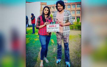 Daakuan Da Munda 2 Goes On Floor; Dev Kharoud Shares Glimpse From The Set