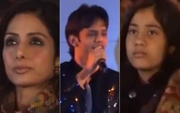 Bigg Boss 14 Contestant Rahul Vaidya's Old Video Singing In Front of Late Sridevi And A Young Janhvi Kapoor Goes Viral