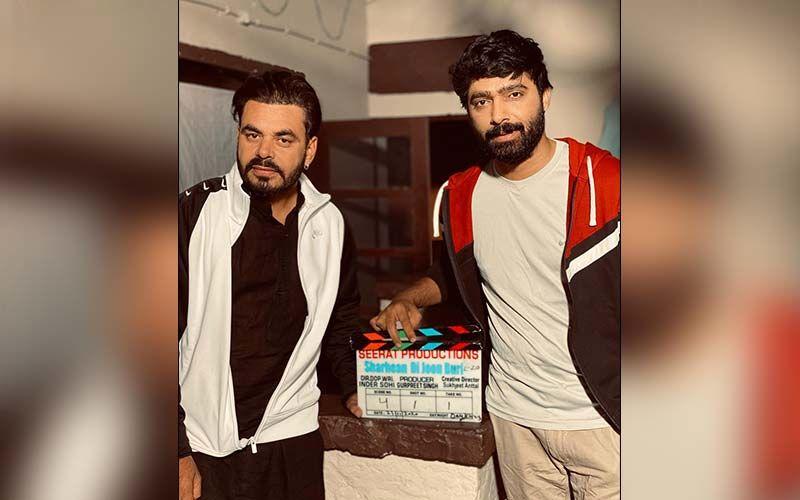 Sharhean Di Joon Buri: Dheeraj Kumar Begins Shooting Of His Next Film