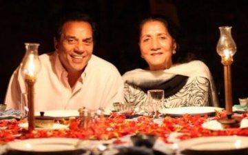 82 वर्ष के धर्मेंद्र ने ऐसे मनाया अपनी पहली पत्नी के साथ वैलेंटाइन डे