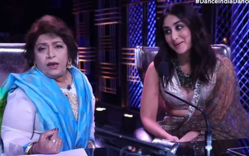 Saroj Khan Death: When The Legendary Choreographer Left Kareena Kapoor Khan In Complete Awe With Her Nazakat On DID 9 Sets - WATCH