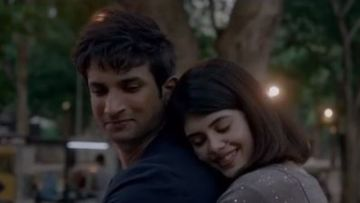 Dil Bechara's Taare Ginn Song Teaser: Manny Sushant Singh Rajput And Kizie Sanjana Sanghi's Delightful Chemistry Is Every Bit Fascinating