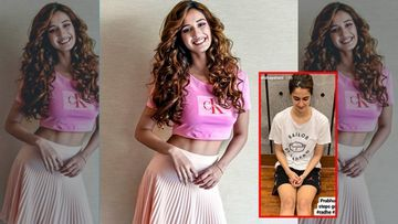 Radhe: Disha Patani Injures Her Knees While Prepping For This Salman Khan Film, Thanks To Director Prabhu Deva