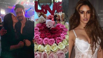 Valentine's Day 2020: Aww, Disha Patani Sends Flowers To Rumoured BF Tiger Shroff's Mom; Netizens Gush Over 'Saas-Bahu' Bonding