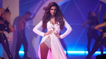 Disha Patani Grooves To A Beyoncé Number; Those Sizzling Moves Are Sure To Set The Temperatures Soaring, Y'all – VIDEO
