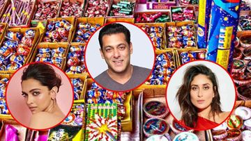 Happy Diwali 2019: Deepika Padukone, Salman Khan, Kareena Kapoor And Other Stars Embossed On Firecracker Packaging