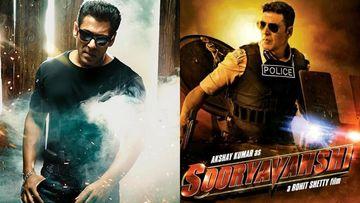 Diwali 2020 Box-Office: Salman Khan's Radhe To Clash With Akshay Kumar's Sooryavanshi?