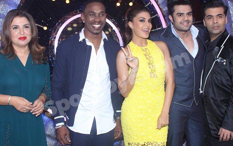 DJ Bravo Has A Gala Time On Jhalak Dikhhla Jaa Sets