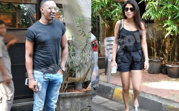 Dwayne DJ Bravo: Shriya Saran And I Are Just 'Good Friends'