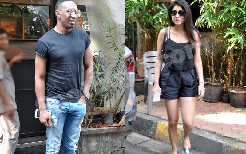 Dwayne DJ Bravo: Shriya Saran And I Are Just 'Good Friends'