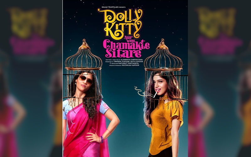 Dolly Kitty Aur Woh Chamakte Sitare First look: Bhumi Pednekar And Konkona Sensharma Starrer To Premiere At Busan Film Festival