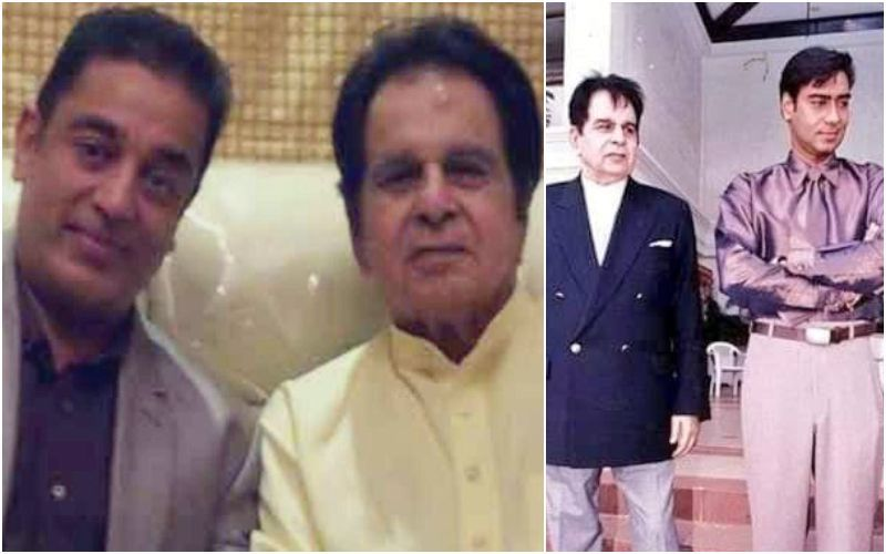 Dilip Kumar Birthday: Kamal Haasan, Ajay Devgn, Madhuri Dixit, Riteish Deshmukh Pen Beautiful Wishes For The Veteran Superstar