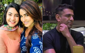 Bigg Boss 14: Eijaz Khan Says He Will See Jasmin Bhasin Outside If She Wins; Jasmin's Disappointed Friend Meera Deosthale Says, ''It's Really Sad'