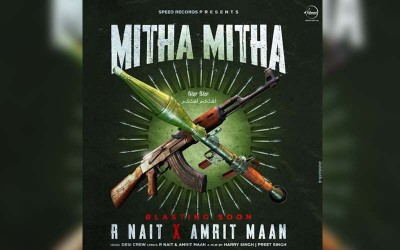 Catch - MITHA MITHA By R Nait Ft Amrit Maan Exclusive With 9X Tashan