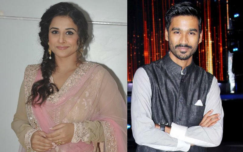 Will Vidya And Dhanush Play A Handicapped Couple?