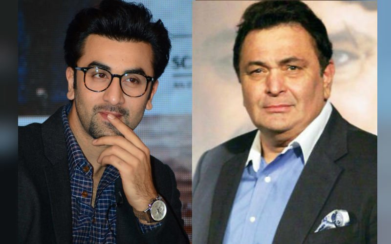 Papa Rishi To Solve Ranbir's Problem?
