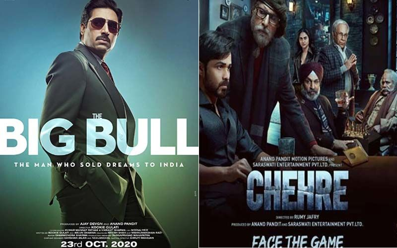 It's The Big Bull Vs Chehre, Bachchan Versus Bachchan In the Second Week Of April