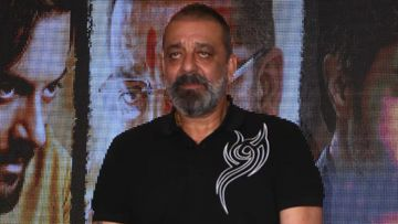 After His Lung Cancer Diagnosis, Sanjay Dutt To Start With Chemotherapy Sessions In Mumbai - Report