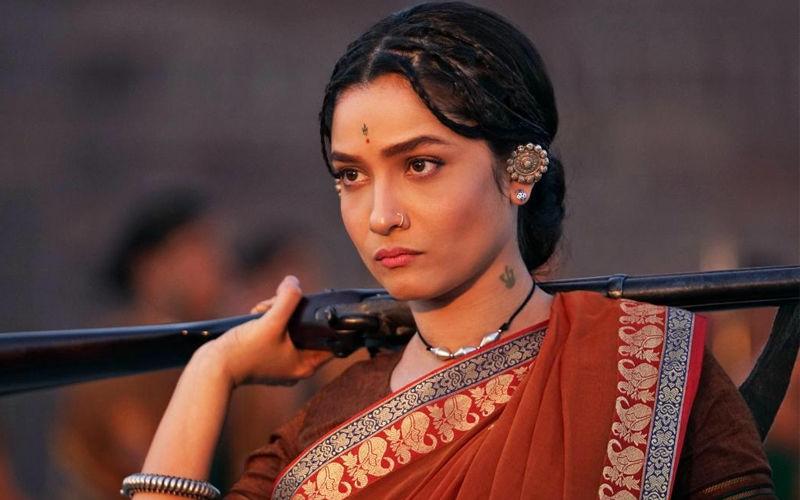 Presenting Ankita Lokhande As Jhalkari Bai In Manikarnika!