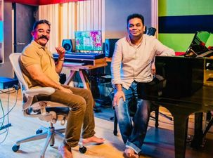 Kamal Haasan And AR Rahman Reunite After Two Decades For Thalaivan Irukkindraan And It's Going To Be Legendary