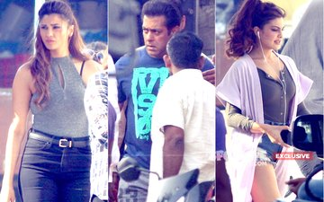Pics: Salman Khan Returns To The Sets Of Race 3; Jacqueline & Daisy Join The Star