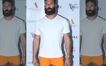 Dan Bilzerian's One Orange Watch Is Worth A Two BHK Flat In Mumbai, And We Are Not Kidding
