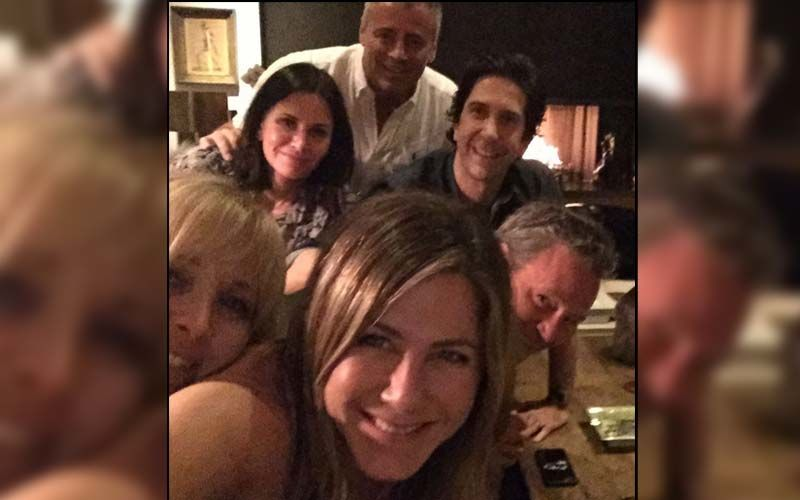 David Schwimmer Has An exciting Update On The 'Friends' Reunion Special And It Will Leave You Asking For More