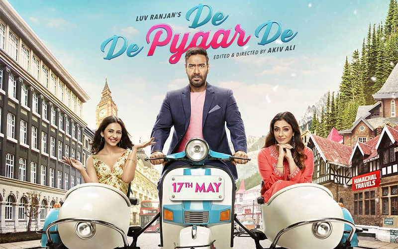 De De Pyaar De, Weekend Box-Office Collection: Ajay Devgn's Twisted Love Story Hangs Tight
