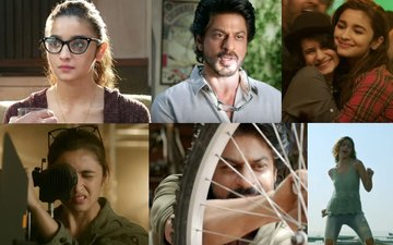Take 2: Dear Zindagi's 2nd Teaser Is All About Alia Bhatt-Shah Rukh Khan's Humour!