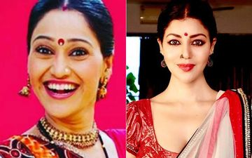 Debina Bonnerjee Channels Her Inner Dayaben In Latest TikTok Video, Fans Laud Her For Pulling Off The TMKOC Character With Panache