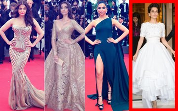 After Aishwarya, Sonam & Deepika, Kangana Ranaut To Attend Cannes 2018?
