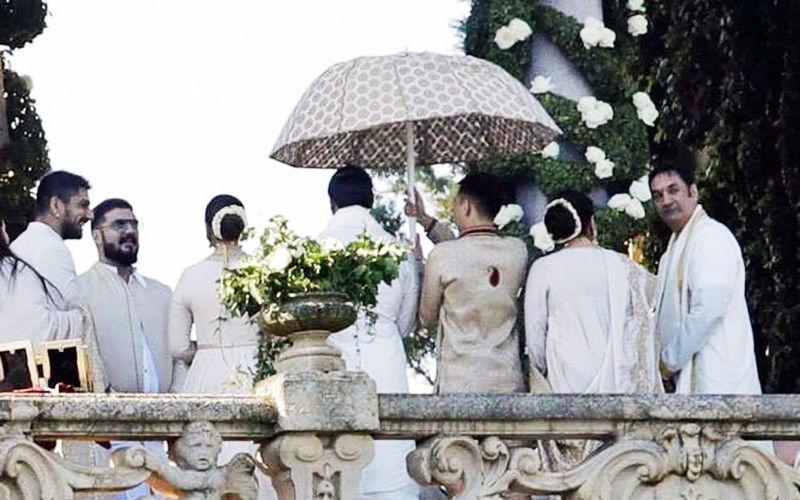 Image result for ranveer deepika wedding photos