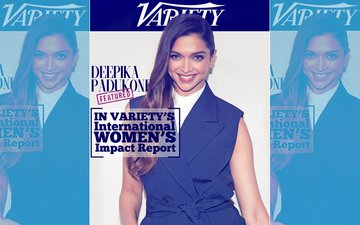 Deepika Padukone Becomes The Only Indian Actress To Be Featured On Variety's International Women's Impact Report