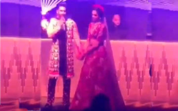 "Ranveer Singh Declares, ""I Have Married The Most Beautiful Girl In The World."" Deepika Padukone Can't Stop Smiling. Watch Video"