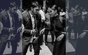 Deepika Padukone-Ranveer Singh's Unseen Pictures From  A Friend's Wedding- A Perfect Start To The Day