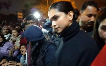 Deepika Padukone At JNU: Swara Bhasker, Anurag Kashyap, Others Laud The Actor; Call Her Stronger Than Men