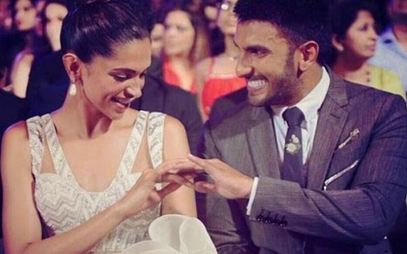 Woah! Did You Know Deepika Padukone-Ranveer Singh Got Engaged 4 Years Ago?