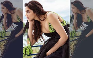 Deepika Padukone's Cannes 2019 Day 2 Look: Black, Neon And Everything Funky!