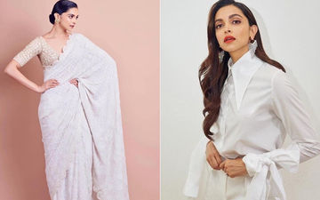 Deepika Padukone And Her Obsession With Whites, Five Times She Rocked An All White Outfit Like A Pro!