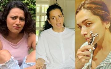 Swara Bhasker Responds To Team Kangana Ranaut Talking About Deepika Padukone And Her Visit To JNU