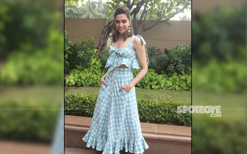 Deepika Padukone Shares A Cute Childhood Pic As Weekend Treat; Says 'Indiranagar Ki Gundi Hoon Main'