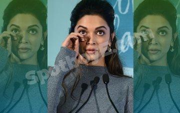 Deepika Padukone Cries In Public While Speaking Of Depression