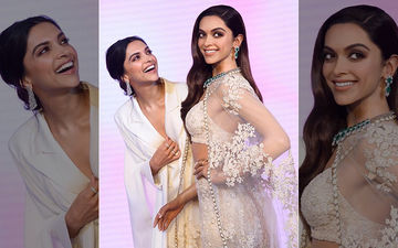 "Deepika Padukone's Sister, Anisha Sees ""Double Trouble"" In Her Madame Tussauds Wax Statue"